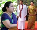 ராஜபக்சே மனைவி நிறுவனத்தின் வங்கி கணக்கு முடக்கம்!
