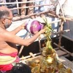 புதுச்சேரி மணக்குள விநாயகர் கோவில் கும்பாபிஷேகம்