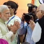 அத்வானி பேச மறுத்ததால் பா.ஜனதா தேசிய செயற்குழு கூட்டத்தில் சலசலப்பு!