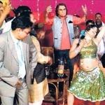 நடிகை, நடிகர்களுடன் குத்தாட்டம் போட்ட ஐஏஎஸ் அதிகாரி!