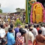 கெடுபிடிகளுடன் நடந்து முடிந்த கண்ணகி கோவில் திருவிழா!