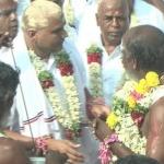 ஜெயலலிதாவுக்காக மொட்டை போட்டார் அமைச்சர் செந்தில்பாலாஜி!