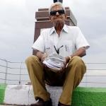 ஆர்.கே. நகர் இடைத்தேர்தல்: ஜெ.வை எதிர்த்து களம் இறங்கும் டிராபிக் ராமசாமி!
