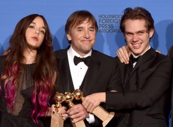 ஆஸ்கர் விருது பெற்ற உலக சினிமா: Boyhood ( அமெரிக்கா )