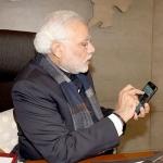 பிரதமர் தொடங்கினார் 'மோடி ஆப்ஸ்': இனி நேரடியாக தொடர்பு கொள்ளலாம்!