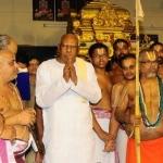 திருச்சியை திக்கு முக்காட வைத்த ஆளுநர் ரோசைய்யா!