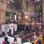 நெல்லையப்பர் கோவில் கொடியேற்றம் வெகு விமரிசையாக நடைபெற்றது!