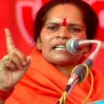 யோகாவை எதிர்க்கும் முஸ்லிம்களுக்கு இந்தியாவில் உரிமையில்லை: சாத்வி பிராச்சி