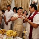 ராஜபக்சே குடும்பத்தின் ஒருநாள் காலை சாப்பாடு செலவு ரூ.94 லட்சம்!