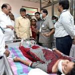கோதாவரி புஷ்கரம் விழா நெரிசல்:  பலி 27 ஆக அதிகரிப்பு!
