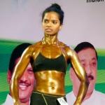 இந்தியாவின் முதல் பெண் 'பாடிபில்டர் ': ஆணழகர்களுக்கு சவால் விடும் பெண்ணழகி அஸ்வினி!