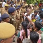 சிவகாசி தீ விபத்து: உடலை வாங்க மறுத்து உறவினர்கள் போராட்டம்!