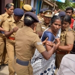 டாஸ்மாக் கடைக்கு பூட்டு போட முயற்சி: பெண்கள் உள்பட 50 பேர் கைது!