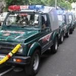 சென்னையில் ரோந்து பணிக்கு 135 மாருதி ஜிப்சி களம் இறங்கியது!