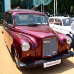 சென்னையில் வின்டேஜ் ஜாலி ராலி!