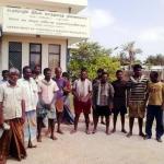 தமிழக மீனவர்கள் 16 பேர் கைது: இலங்கை கடற்படையினரின் தொடர் அராஜகம்!