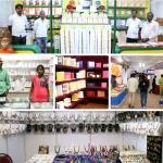 வெட்டிங் எக்ஸ்போ: கல்யாண ஷாப்பிங் இங்கே ஈஸி...!
