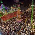 வழக்கமான உற்சாகத்துடன் நடைபெற்ற ஏர்வாடி தர்ஹா சந்தனக்கூடு திருவிழா!
