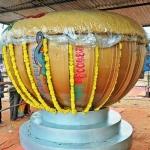 விநாயகருக்கு 8000 கிலோ லட்டு… தொடர் சாதனை படைத்து வரும் இனிப்பு கடைக்காரர்! (வீடியோ)