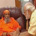 மோடியின் ஆன்மீக குரு சுவாமி தயானந்த சரஸ்வதி காலமானார்!