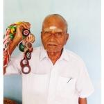 85 வயதில் தடகளத்தில் பதக்கங்களை அள்ளும் பலசரக்கு வியாபாரி!