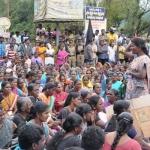 தோட்டத் தொழிலாளர்கள் சம்பள விவகாரம்; தாக்கப்பட்ட தமிழக பெண்கள் !
