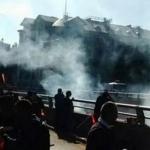 துருக்கி தலைநகர் அங்காராவில் மனித வெடிகுண்டு தாக்குதலில் 100 பேர் பலி!