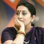 ஸ்ம்ரிதி இரானியிடம் இருந்து எம்.பி.ஏ. பட்டத்தை வாங்க மறுத்த இளைஞர்!