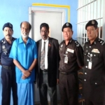 மலேசிய மத்திய சிறைச்சாலை அதிகாரிகளுடன் நடிகர் ரஜினிகாந்த்!