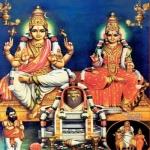 அகத்தியர் தரித்த சிவபெருமானின் திருமணக்கோலம்!