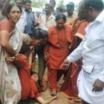 'இந்த மடம் நித்தியானந்தாவுக்கு சொந்தமானது...!' - டெல்டா மாவட்டங்களில் குபீர் கிளப்பும் சீடர்கள்