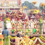 ரெங்கநாதர் கோவில் மகாகும்பாபிஷேகம்: பக்தர்களால் திணறிய ஸ்ரீரங்கம்