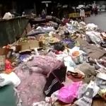 தேங்கிக் கிடக்கும் குப்பை:சென்னைக்குக் கூடுதல் துப்புரவு பணியாளர்கள்