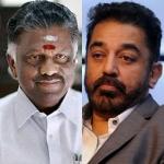 'கருத்து கந்தசாமி  கமல்ஹாசன்  பிதற்றுகிறார்!' -  அமைச்சர் ஓபிஎஸ் காட்டமான பதிலடி