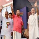 அரசியல் தீண்டாமை இன்னும் கேரளாவில் உள்ளது: குற்றஞ்சாட்டும் மோடி!