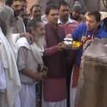 ராமர் கோவில் கட்டும் திட்டம்: அயோத்திக்கு வந்தது 2 லாரி கற்கள்!