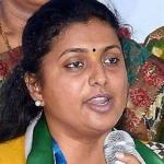 சந்திரபாபு நாயுடு ஆட்சிக்கு பெண்கள் முடிவு கட்டுவார்கள்: நடிகை ரோஜா ஆவேசம்!