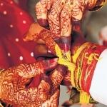 சவுதி அரேபிய காதலருக்கும் ரஷ்ய பெண்ணுக்கும் இந்து முறைப்படி திருமணம்!