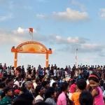 பிரபாகரன் ஊரில் மாபெரும் பட்டத் திருவிழா: கடலெனத் திரண்ட மக்கள் (படங்கள்)