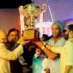 இந்தியாவில் கால்பந்து ஜாம்பவான் ரொனால்டினோ!