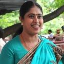 'நீ ஒரு போராளி': விஜயதாரணி எம்எல்ஏவை பாராட்டிய சோனியா!