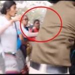 நீதி கேட்ட மாணவ- மாணவிகள் மீது கொலைவெறி தாக்குதல் நடத்திய டெல்லி போலீசார்!  (வீடியோ)