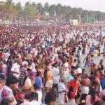 தை மஹோதைய அமாவாசை: ராமேஸ்வரத்தில் குவிந்த பக்தர்கள்!