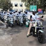 வந்து விட்டது '108 பைக் ஆம்புலன்ஸ்'- வீட்டிற்கே வந்து முதலுதவி!
