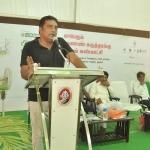 'விவசாயி என்பதில்தான் பெருமை!' -  பசுமை விகடன் கண்காட்சியில் நெகிழ்ந்த பிரகாஷ்ராஜ்!