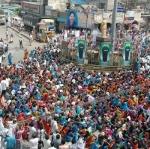 வலுக்கும் போராட்டம் திருவாரூரில் 3,000 அரசு ஊழியர்கள் கைது!