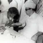 பச்சைக்குத்தச் சொன்ன எம்.ஜி.ஆர்!