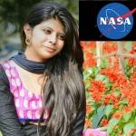 நாசாவின் ஸ்காலர்ஷிப்பை வென்ற இந்திய பெண்!