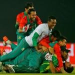 ஆசிய கோப்பை கிரிக்கெட்: விஸ்வரூம் எடுத்தது வங்கசேதம்- விரட்டப்பட்ட பாகிஸ்தான்!