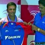 டெல்லி அணியின் ஆலோசகரானார் ராகுல் டிராவிட்!